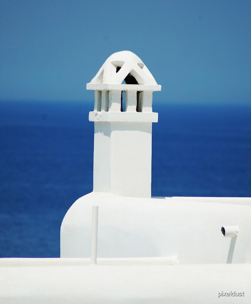 Greek Church by pixeldust