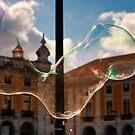 Bubble Lisbon by fotomagia