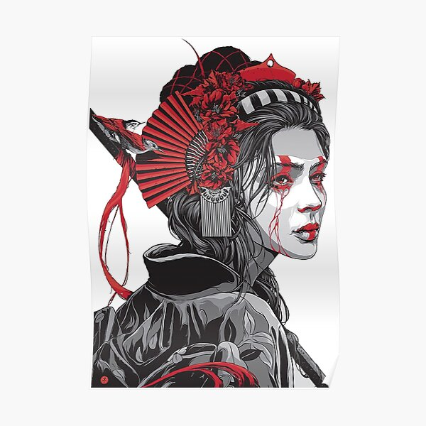 Female Samurai Poster