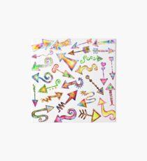 Watercolor Arrow Pointers Art Board