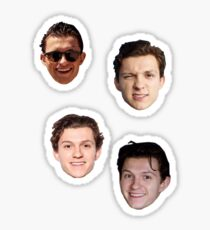Tom Holland   Sticker