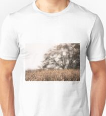 Sunset in the farm Unisex T-Shirt