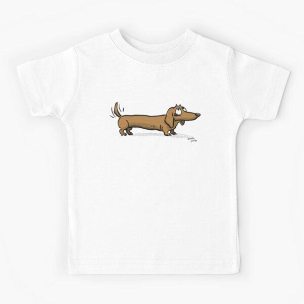 CORNIBUS DACKEL Kinder T-Shirt