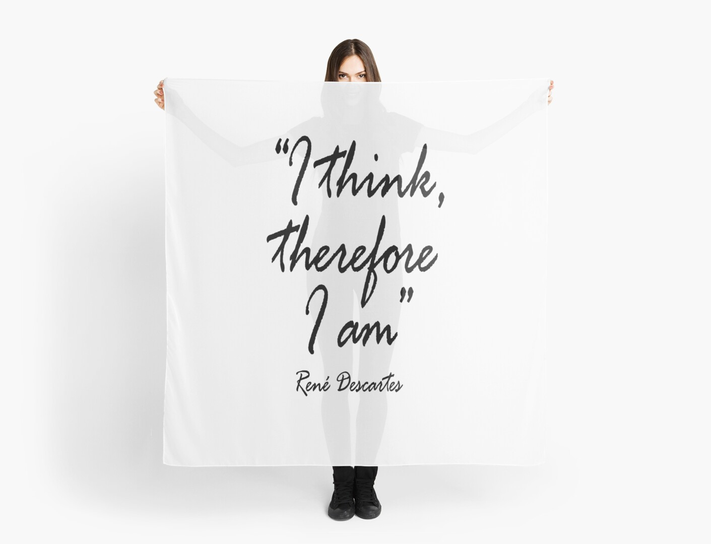 Image result for i think therefore i am