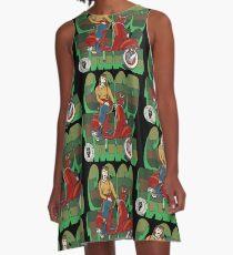 Gute Sache A-Linien Kleid
