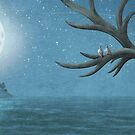 An Island Appeared by Eric Fan