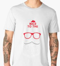 Logger christmas funny shirt Men's Premium T-Shirt