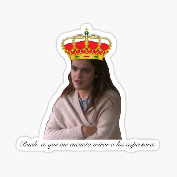 Amaia Romero de España, Aspersores (OT) Pegatina