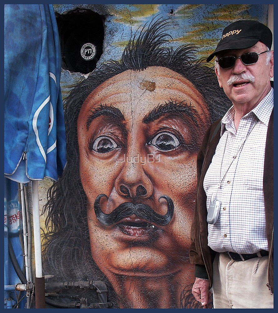 Dali with a twist by JudyBJ