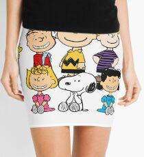 Charlie Brown, Snoopy and Peanuts Gang Mini Skirt