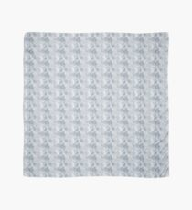 Fluffy Cotton Feel Cloud - Repeat Pattern Scarf