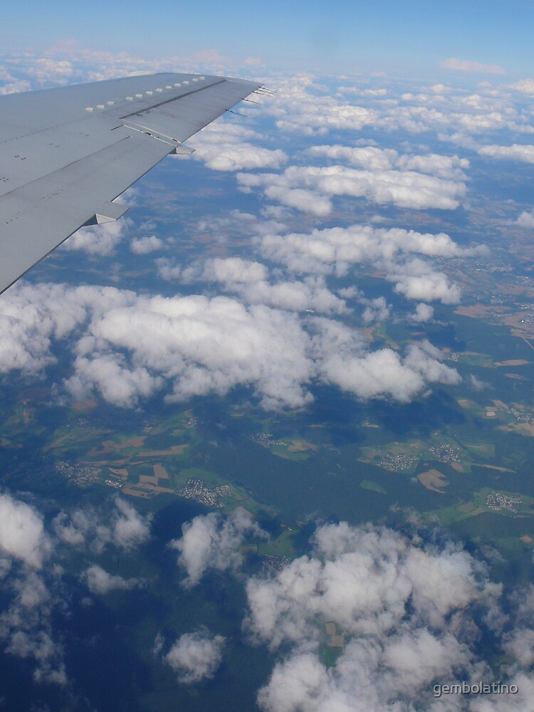 Germany by air by gembolatino