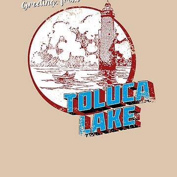 Toluca Lake by LabRatBiatch