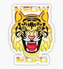 Meow Motherfucker Sticker