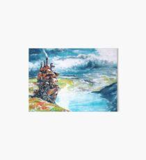 Howl's Moving Castle Art Board