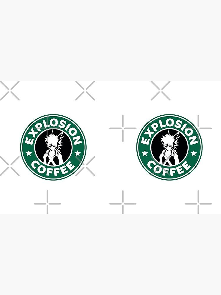 Explosion Coffee (Bakugo) by kizographer