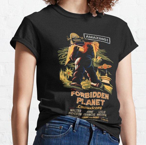 Forbidden Planet Poster Classic T-Shirt
