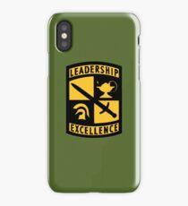 Army ROTC  iPhone Case/Skin