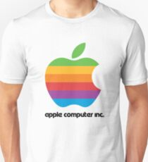 Apple Computers Inc Unisex T-Shirt