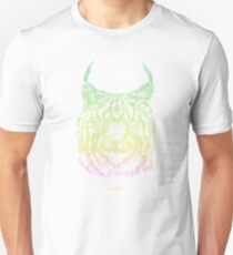 Lynx In Space Unisex T-Shirt