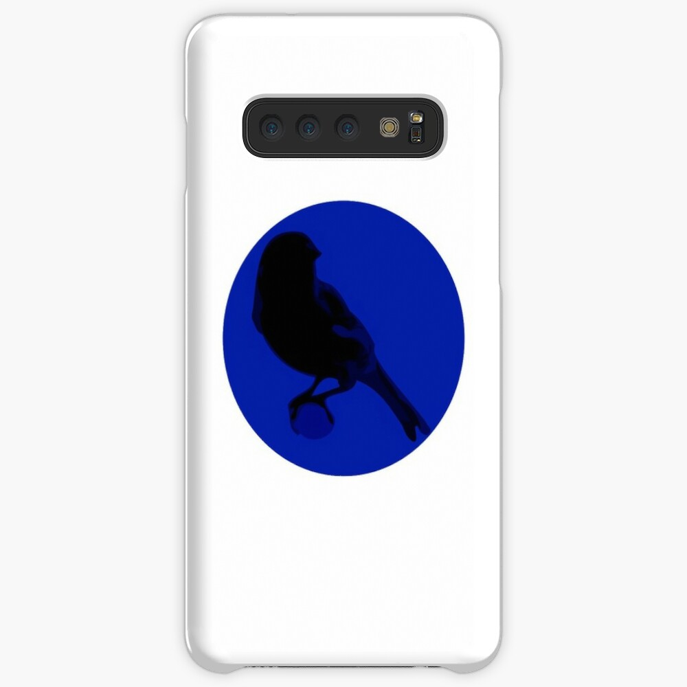 Canary Cry Circle Logo Case & Skin for Samsung Galaxy