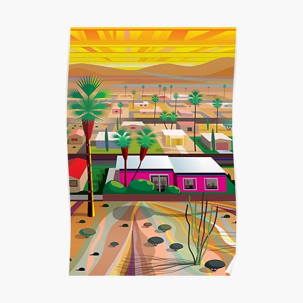 Twentynine Palms (Tall) Poster