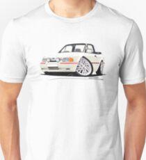 Ford Escort XR3i Cabriolet (90 Spec) White Unisex T-Shirt