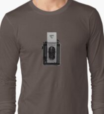 Argus Argoflex Seventy-five - Halftone Long Sleeve T-Shirt