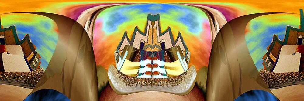 Spirit World by Dennis Begnoche Jr.