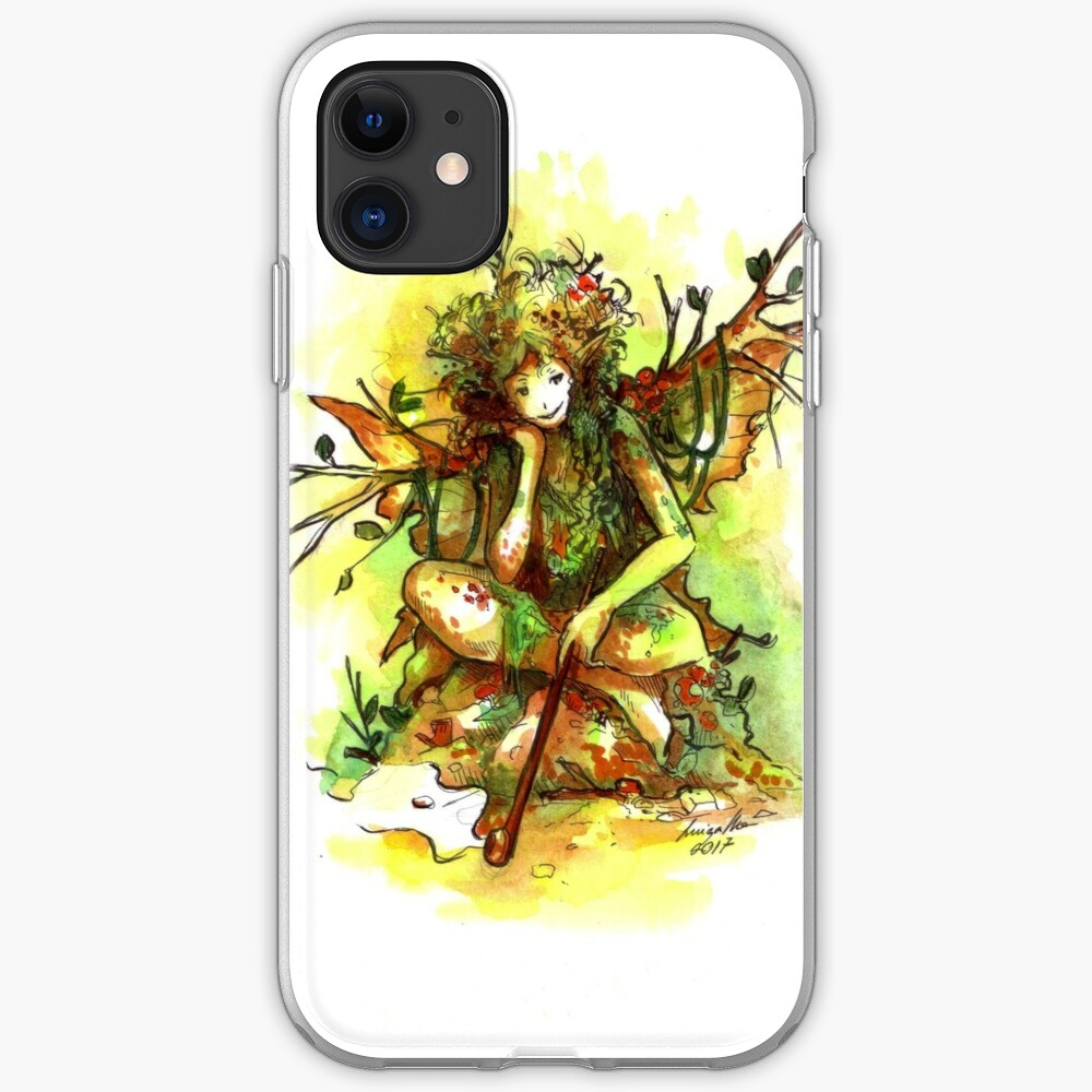 The Filthy Fairy iPhone Case & Cover