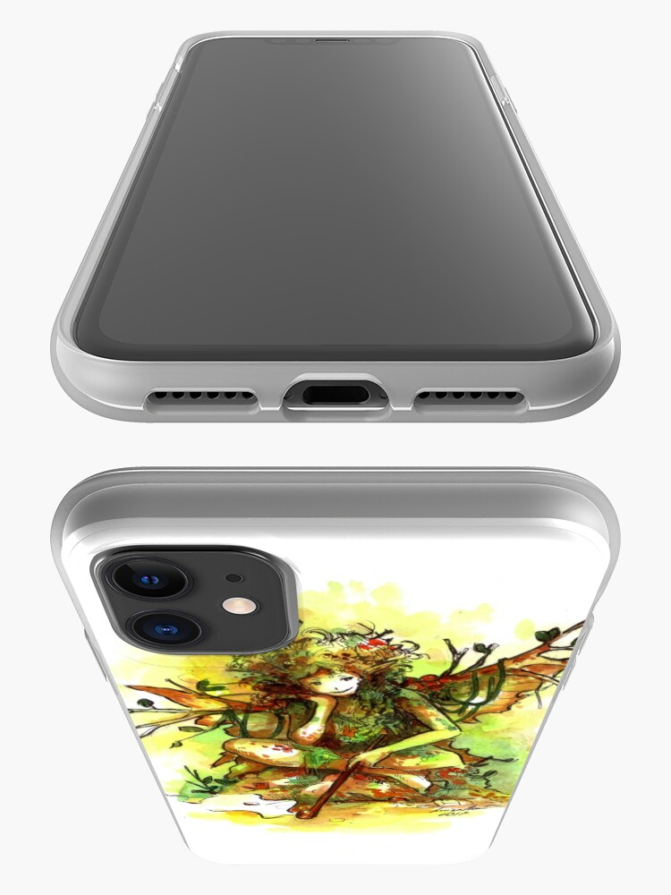 Alternate view of The Filthy Fairy iPhone Case & Cover
