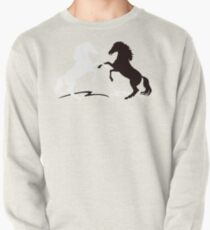 Two horses Pullover