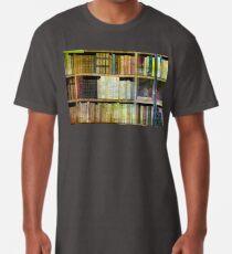 Antike Bücher Longshirt
