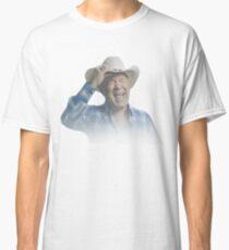 Screaming Cowboy Meme Classic T-Shirt