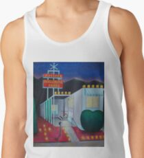 Christmas at the Riviera Men's Tank Top