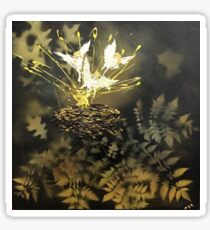 """Tony DuPuis """"Woodland Faeries"""" Collection  Sticker"""