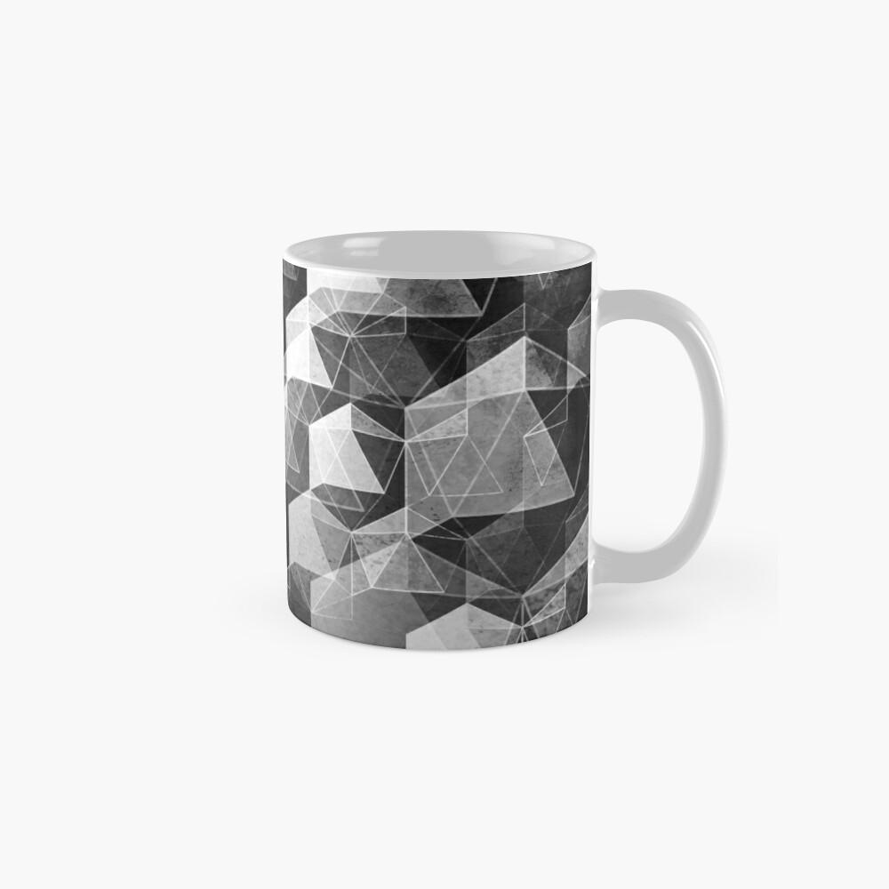 AS THE CURTAIN FALLS (MONOCHROME) Mug
