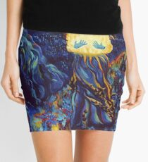 You are Stardust Mini Skirt