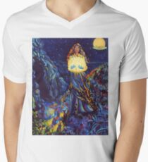 You are Stardust Men's V-Neck T-Shirt