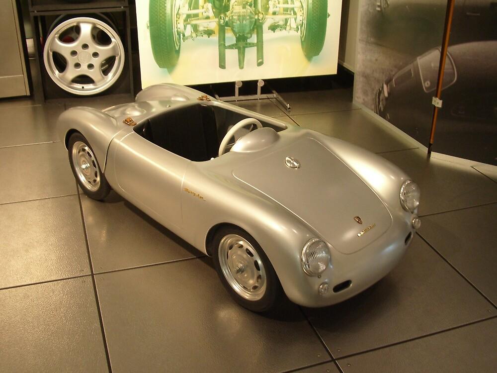 Baby Porsche by BUWP