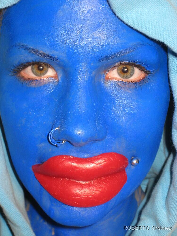 blue by Robert Ordonez