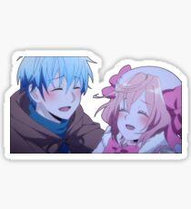 Hayashi & Lily, MMO Junkie Sticker