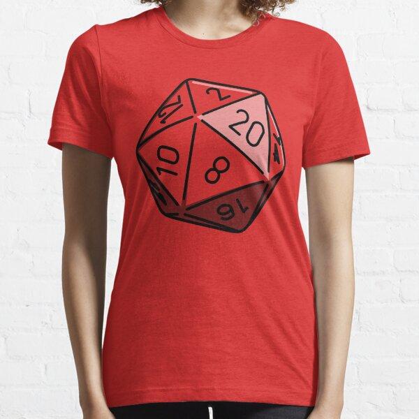 Simple D20 Essential T-Shirt