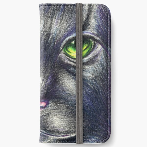 Warrior Cats Hollyleaf Hollypaw iPhone Wallet