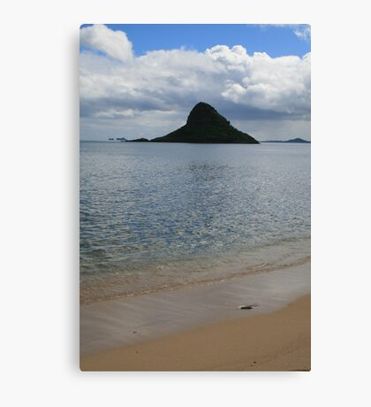 Chinaman's Hat Canvas Print