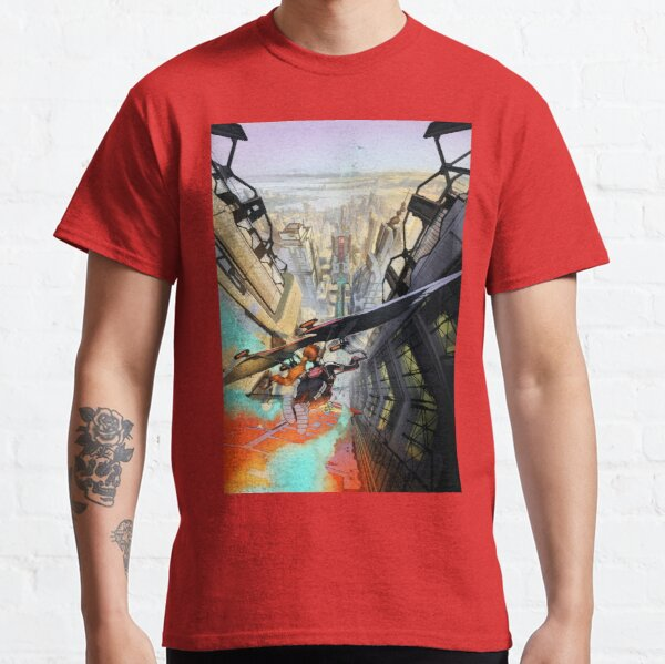 'Threading The Needle' Classic T-Shirt
