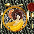 DINNER FOR EIGHT - BREAKFAST BEFORE BRUNCH by Thomas Barker-Detwiler