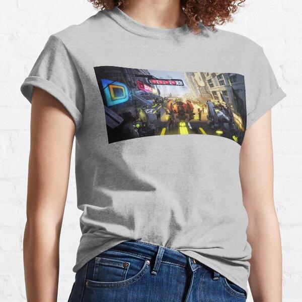'Mech Racer' Classic T-Shirt