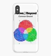 Above &Beyond iPhone Case/Skin