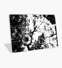 Cracked Wood Creature - Shee Texture / Pattern Laptop Skin